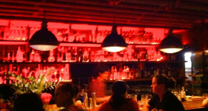 hilltop kitchen red bar