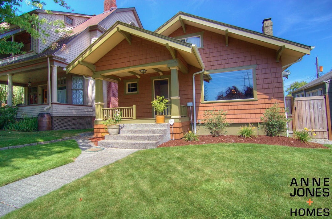 A craftsman home in tacoma wa