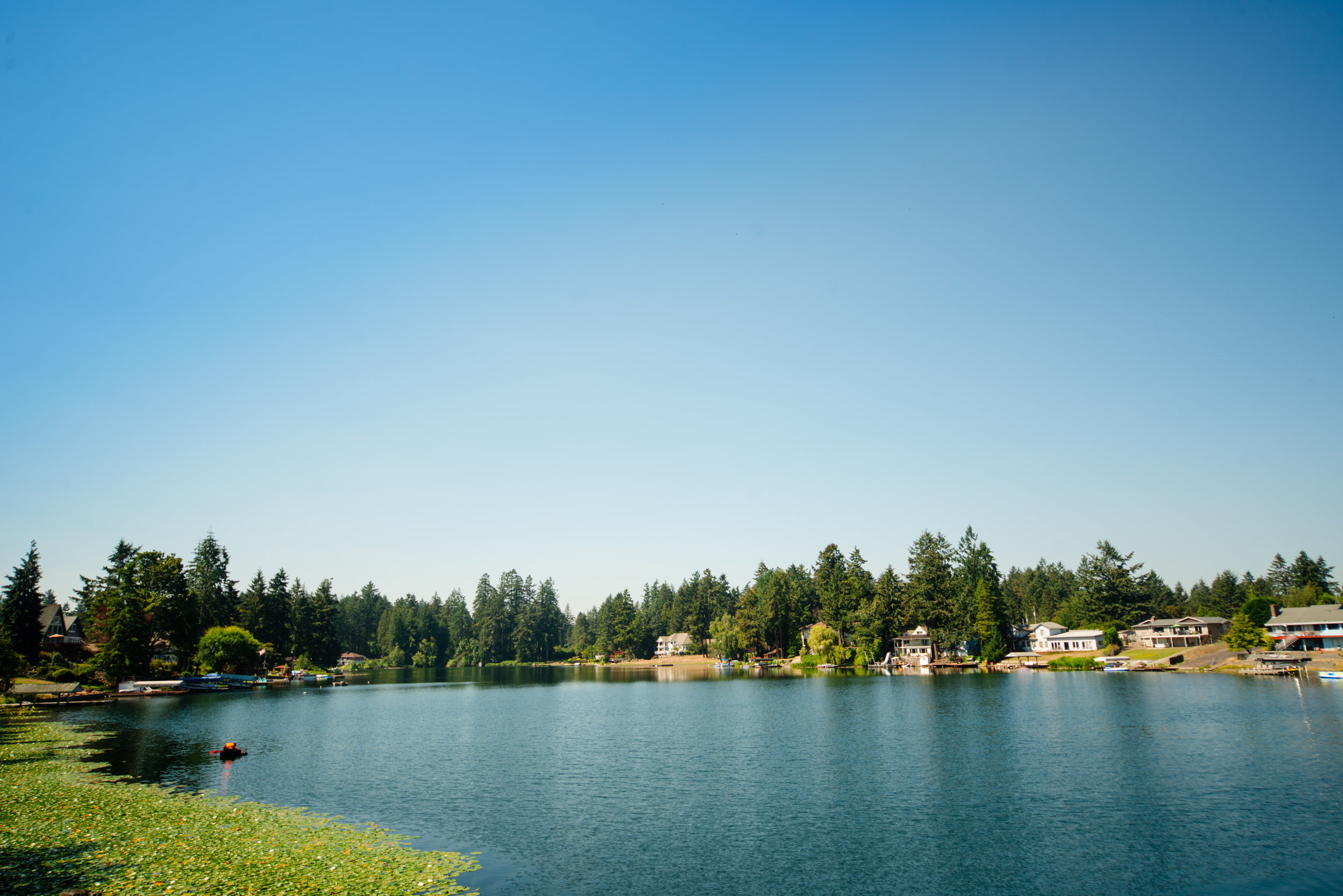 spanaway lake homes