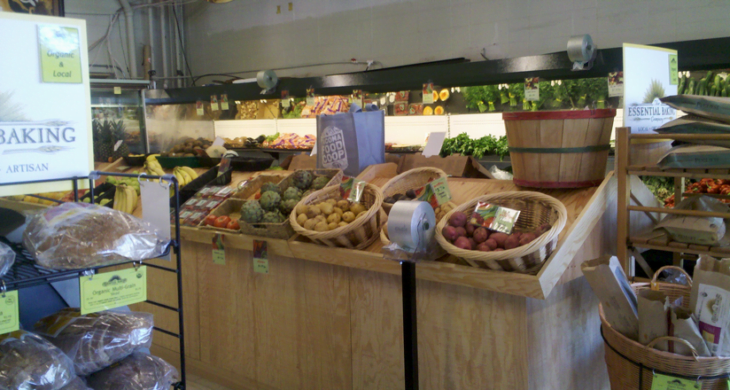 Tacoma food coop produce