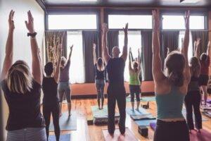 Samdhana-Karana Yoga Studio.
