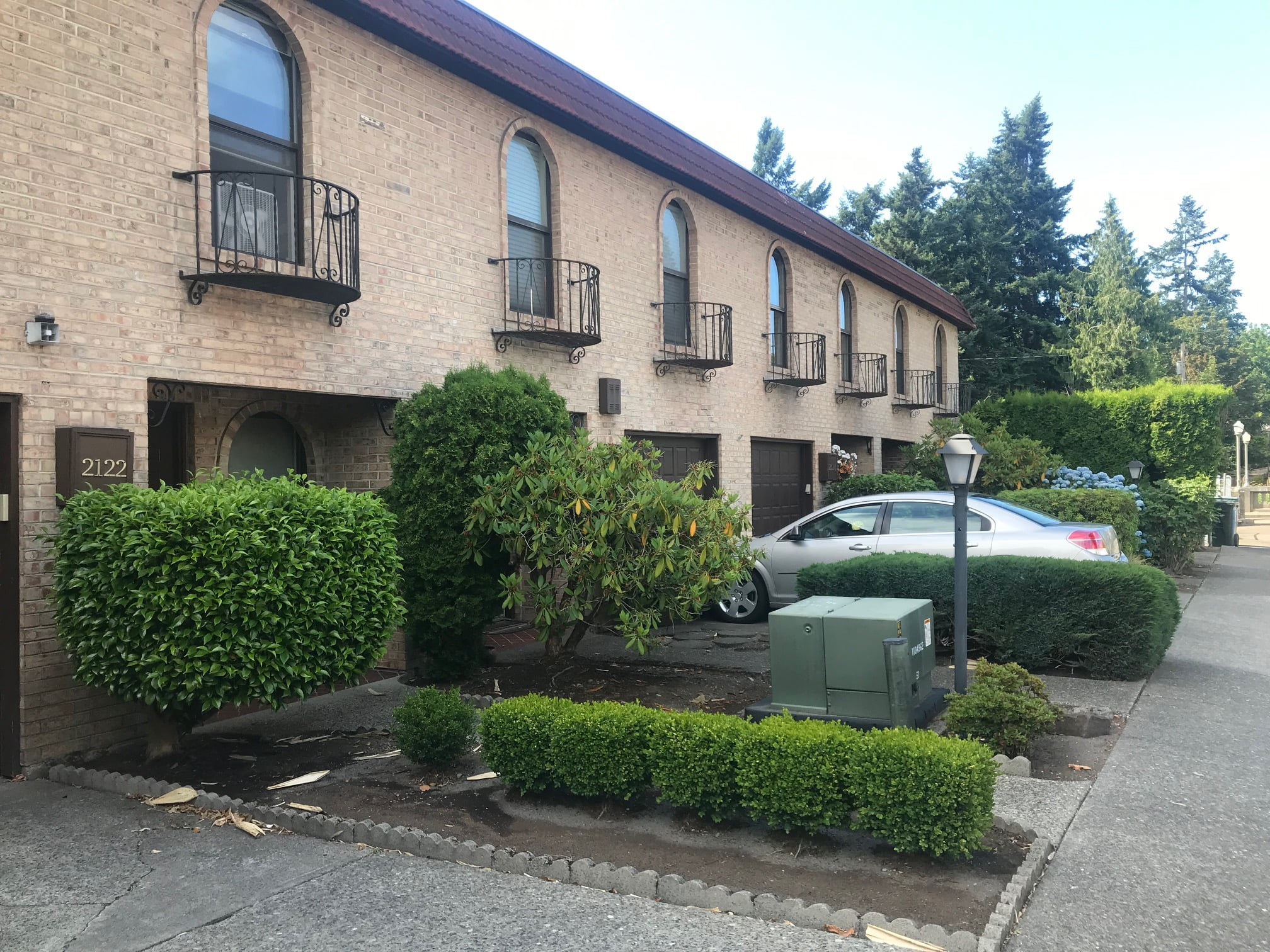 townhomes in three bridges in tacoma wa