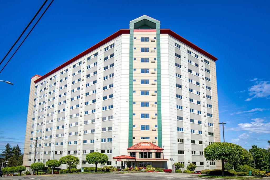 Pacific Tower Condominiums