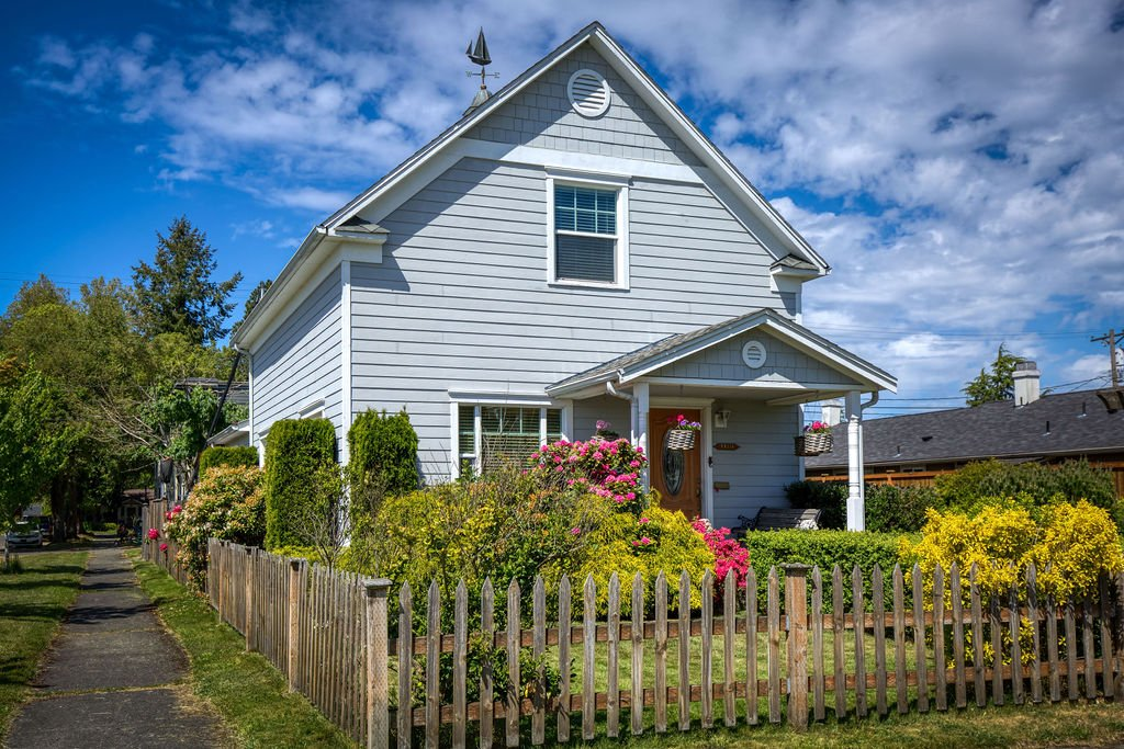 A house in the McKinley Hill Neighborhood of Tacoma WA